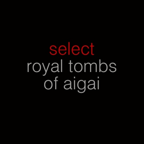 select royal tombs of aigai