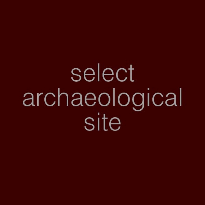 select archaeological site